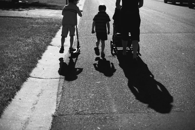 Motherhood and the Six Year Adventure Slump