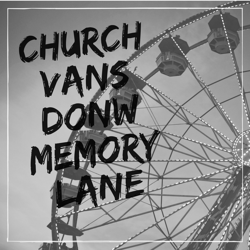Church Vans Down Memory Lane